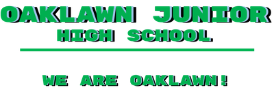 Oaklawn Jr. High  Logo